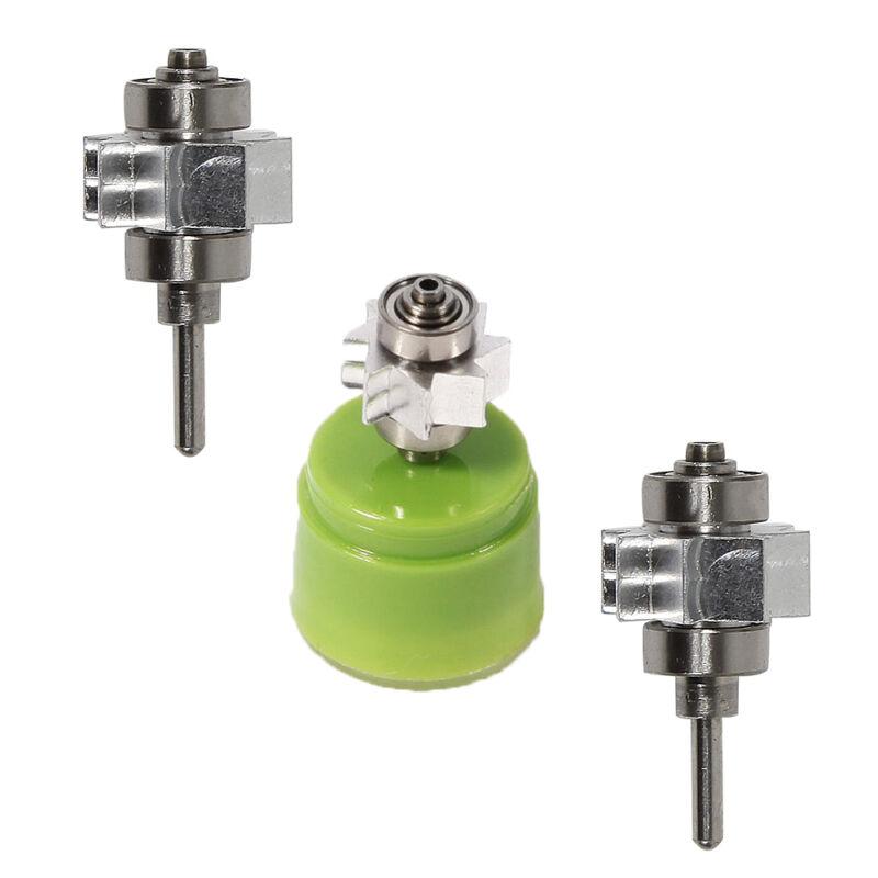 2X Dental Cartridge Turbine for E-generator LED Fiber Optic High Speed Handpiece