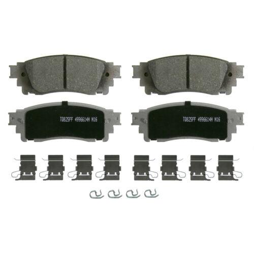 Disc Brake Pad Set-ThermoQuiet Disc Brake Pad Rear fits 95-99 Toyota Avalon