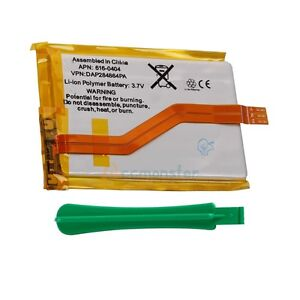 New Replacement Battery 900mAh for iTouch iPod Touch 2nd Gen + Tool UK