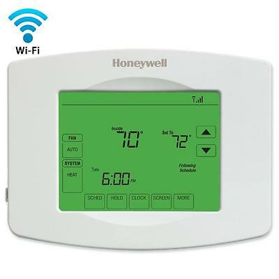 Honeywell WiFi Programmable Touchscreen Thermostat w/ Free iPhone Smartphone App