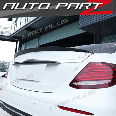 Carbon Fiber Heckspoiler Spoiler Flügel für Mercedes Benz E W213 200 250 pz111