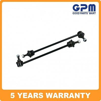 Front Stabiliser Anti Roll Bar Drop Links x2 Fit for MG MG ZT 1.8 16V Rover 75