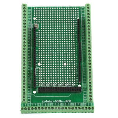 1 Set Mega-2560 R31 Prototype Screw Terminal Block Shield Board Kit For Arduino