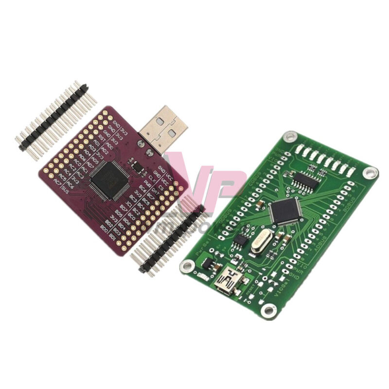 Ft2232hl Usb 2.0 Development Board Usb To Uart Spi I2c Rs232 Rs422 Rs485 Module