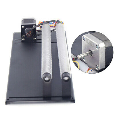 Regular Rotary Axis Attachment For Co2 Laser Engraver Engraving Machine Us Ship