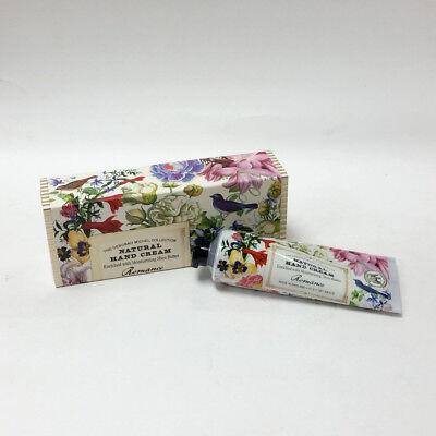 Deborah Michel Collection Natural Hand Cream Shea Butter 2.1 oz Romance Scent