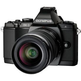 Olympus EM5 - Olympus 40-150mm - Panasonic 14-42mm