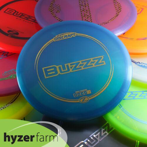 Discraft Z BUZZZ *choose your color and weight* Hyzer Farm disc golf midrange