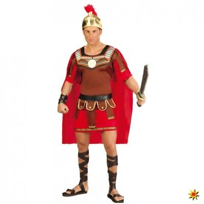 Kostüm Römer Centurion Gr. M/L Tunika Umhang Helm Antikes (Centurion Helm Kostüm)