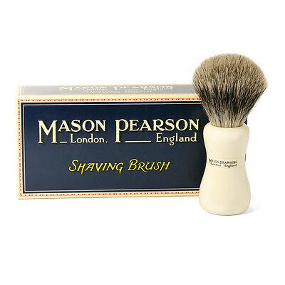 Mason Pearson Shaving Brush - Mason Pearson Shaving Brush - Super Badger - Made in England