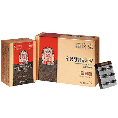 [Express] KGC CheongKwanJang Korean Red Ginseng Extract Capsule Royal 300