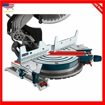 Miter Saw Crown Stops Kit Includes Mounting Knobs And Hardware Cutting Molding
