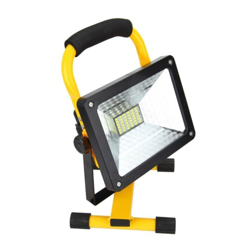 Portable Cordless Rechargeable Led Work Light Work Lamp W: 50W 36 LED Portable Cordless Work Light Rechargeable LED