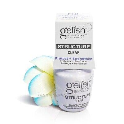 Gelish Structure Clear Gel - 1/2oz 15ml - 01247