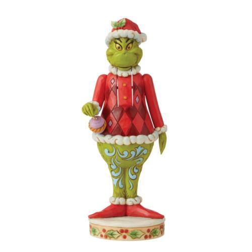 Jim Shore GRINCH NUTCRACKER Figurine DR. SEUSS GRINCH 6009199 BRAND NEW 2021
