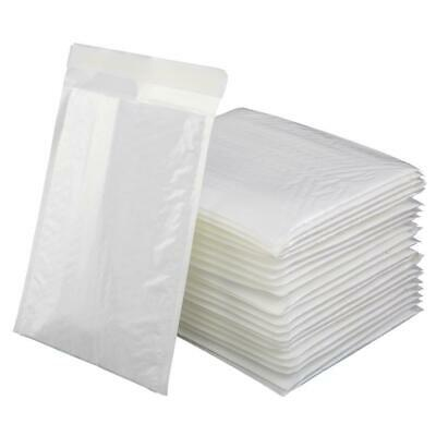 25-1000 Poly Bubble Mailers Envelopes Bags 4x8 6.5x10 8.5x12 12.5x19 14.25x20