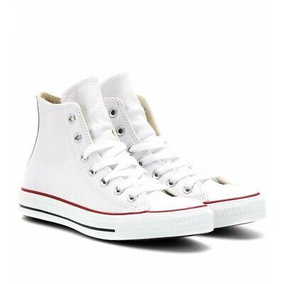 Converse Chuck Taylor HIGH TOP Mens Womens Optical White M7650 Sneaker -