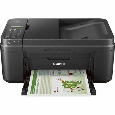 Canon MX492 Pixma All-In-One Wireless Color Printer w/ Inkjet Technology - Black