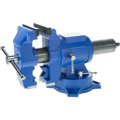 Grizzly T27893 5 Multi-jaw Rotating Bench Vise