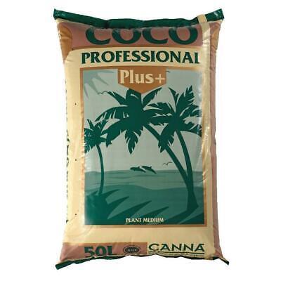 Canna Coco Professional Plus 50L x2 In CARDBOARD BOX