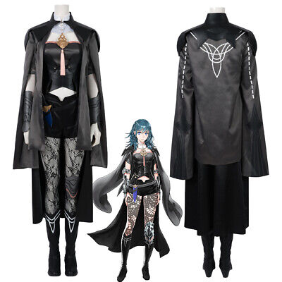Byleth Costume Cosplay Suit Fire Emblem Three Houses (Fire Emblem Kostüm)