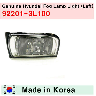 Grandeur TG Genuine RH Fog Lamp Light Assy 1p For 2006 2010 Hyundai Azera