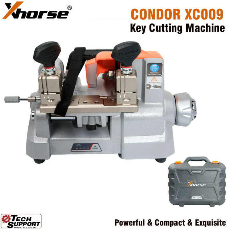 XHORSE CONDOR XC-009 Manual Cutting Machine Single &Double Side Built in Battery