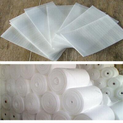 100pcs Foam Wraps Epe Coated Pearl Cotton Foam Packing Foam Bag Shipping Pouches