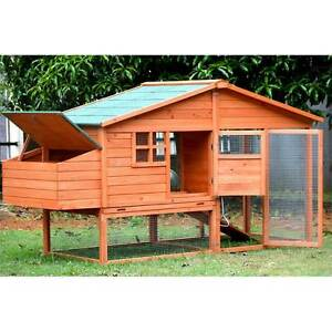 X-LARGE Chicken Coop , Rabbit Guinea Pig Hutch Ferret House Osborne Port Adelaide Area Preview