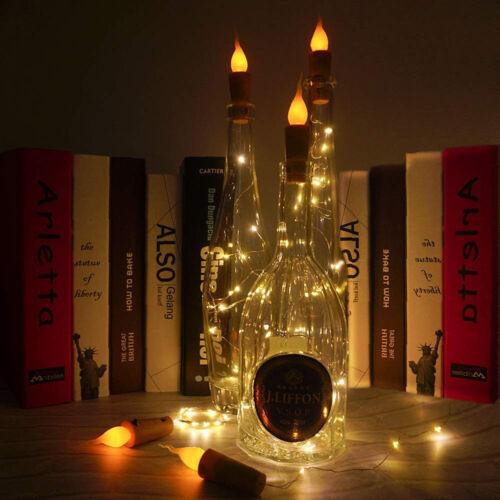 Candle Flame Shaped Warm White Light Wine Bottle Cork Mini String Home Decor Yu Ebay,Plants For Living Room Corner
