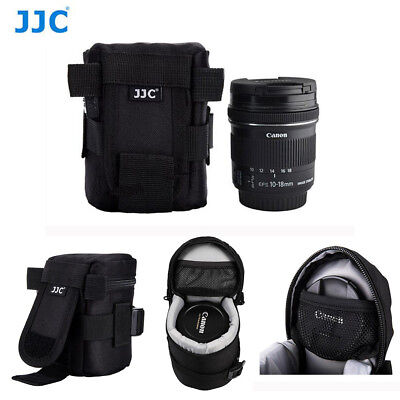 JJC Lens Pouch for Panasonic LUMIX G Vario 14-42mm f/3.5-5.6 ASPH. MEGA...