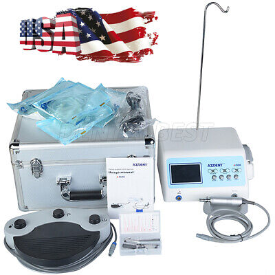 Implant Motor System Led Dental Surgical Brushless With Contra Angle Handpiece