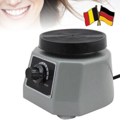Zahntechnik Runder Vibrator Für Dentallabore Elektronisch Geregelt 14*15*11cm
