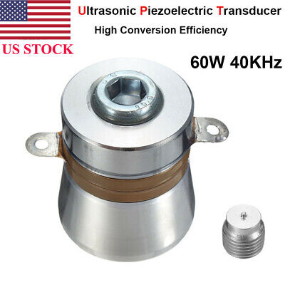 60w 40khz Ultrasonic Piezoelectric Transducer Clearner Cleaning High Conversion