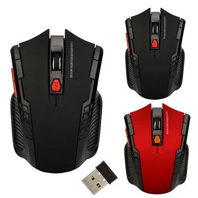 Drahtlose Maus, USB 2.0 Gaming, für PC y Computer Notebook, Mäuse