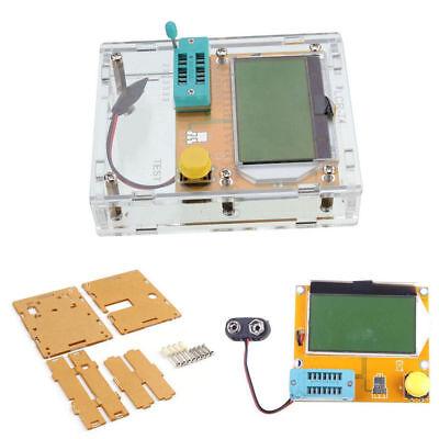 Mega328 Lcr-t4 Esr Transistor Tester Diode Triode Capacitance Scr Inductance