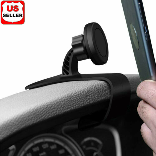 Magnetic Car Dashboard Mount Holder Stand HUD Design Cradle for Cell Phone GPS Cell Phone Accessories