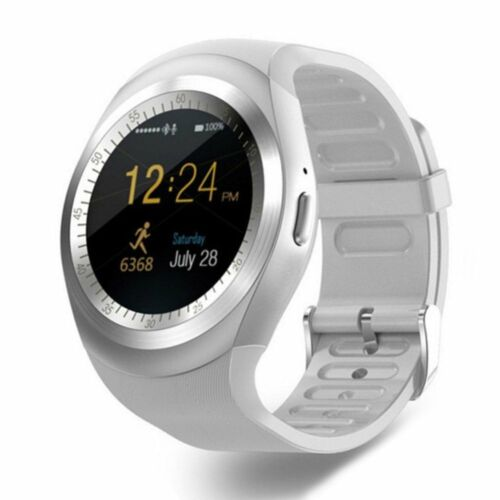 Waterproof Bluetooth Smart Watch Phone Mate For Android IOS iPhone Samsung LG Y1