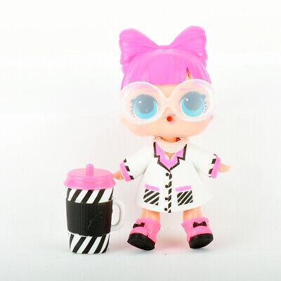 L.O.L. LOL Surprise! Doll Figure White Dress Girl (Lol Sunglasses)