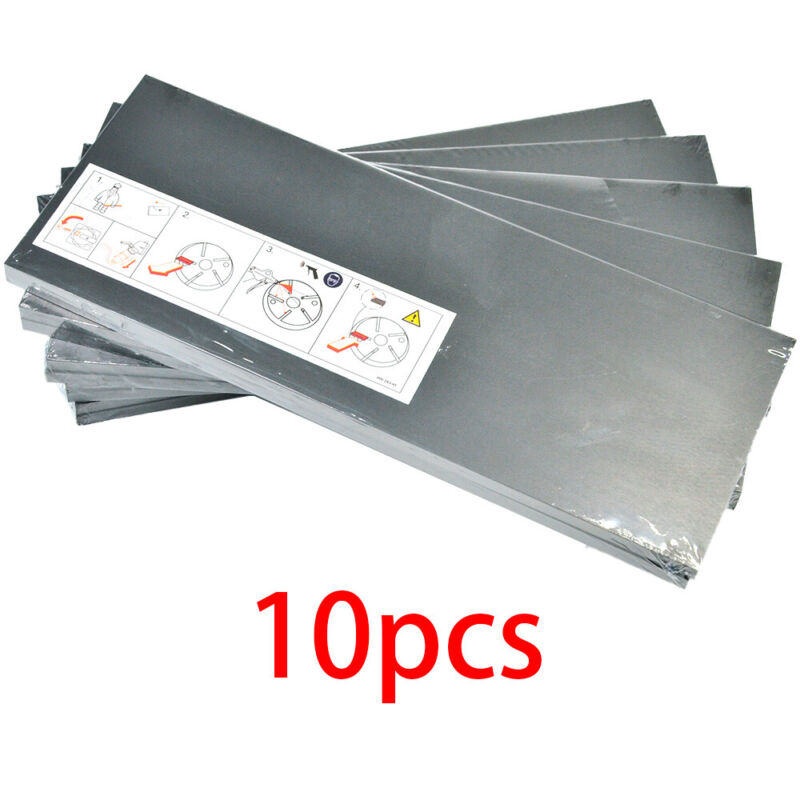 10 pcs Carbon Vane for Becker DTLF&VTLF400 500 #AD8P LW 220x88x6mm WN124-205