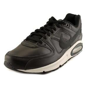 Nike Air Max Command Herren US 9.5 schwarz Laufschuh EU 43 4123