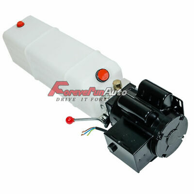 New Car Lift Hydraulic Power Unit 3hp Auto Repair Shop