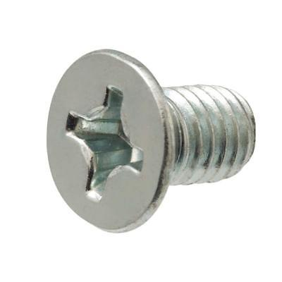 wafer thin head phillips m1 x 1mm omega seamaster watch case clamp screws x2 ()