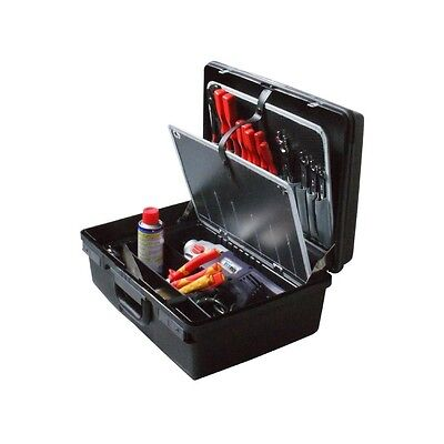 PP Hartschalen Lehrlings Werkzeug Azubi Koffer Kiste Kasten Tool Box Case -61316
