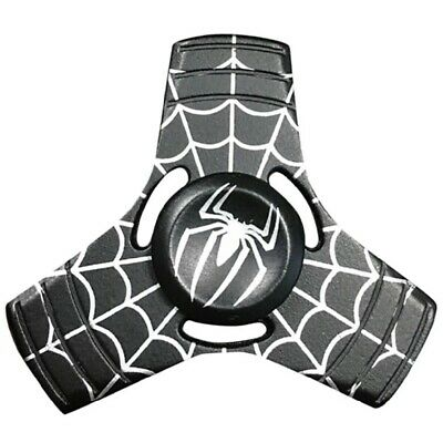 Fidget Spinner Spiderman Spinner  Metal Alloy-Stress Reducer, Relieve Anxiety