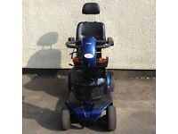 Pride colt Mobilty Scooter Blue - Brand New Batteries ,Fully charged and ready