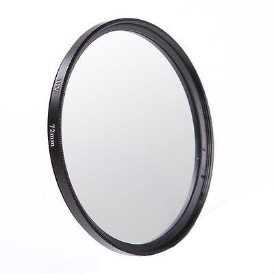 72mm Haze UV Filter Lens Protector fr Canon Nikon Sony DSLR DV Camcorder