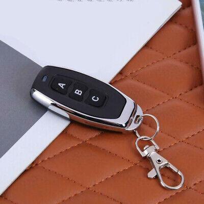 Electric Cloning Universal Car Gate Garage Door Remote 280-868MHZ Key O0I1