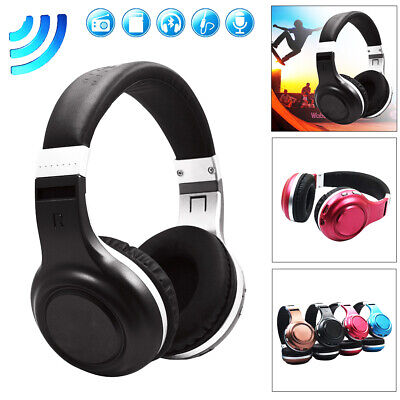 Universal Wireless Bluetooth Stereo Headphones Headset For iPhone, Samsung