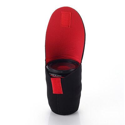 Neopren Camera Lens Bag Pouch Soft Protector Case Kamera Objektiv weicher Fall L Kamera Case Bag Pouch